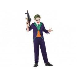Disfraz Payaso Joker para nino tallas