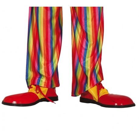 Hombre Payaso Zapatos Para Rojos De XTOPilwkuZ