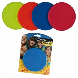 Frisbee plastico bouncing disc 10 cm