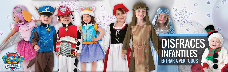 Disfraces Navideños niños baratos