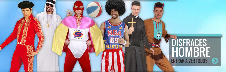 Disfraces Baratos carnaval para Hombre
