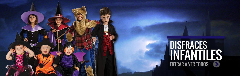 Disfraces para halloween niños baratos