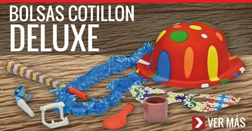 Bolsas de Cotillón Deluxe
