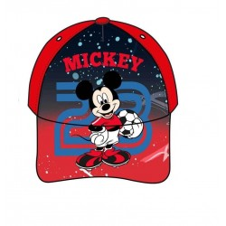 GORRA MICKEY MOUSE PLAYA SOL ROJA