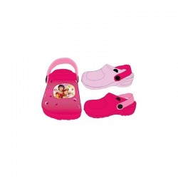 ZUECOS PLAYA MIA AND ME CROCK 26 A 34 LILA O ROSA