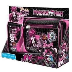 BOLSO BANDOLERA ESTUCHE PORTATODO MONSTER HIGH 1