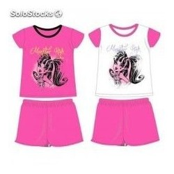 PIJAMA DRACULAURA MONSTER HIGH