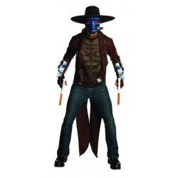 DISFRAZ CAD BANE STAR WARS ADULTO TALLA ESTANDAR