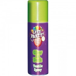 SPRAY TEXTIL BRILLA EN LA OSCURIDAD GLOW IN DARK