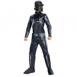 Disfraz death trooper deluxe para adulto star wars