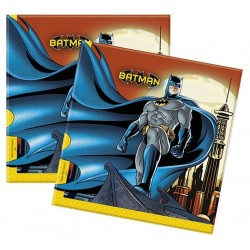 Servilletas batman 33x33 20 uds