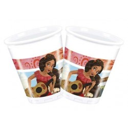 VASOS ELENA DE AVALOR 200 ML 8 UDS