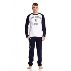 PIJAMA REAL MADRID TALLA M ADULTO VARIAS TALLAS