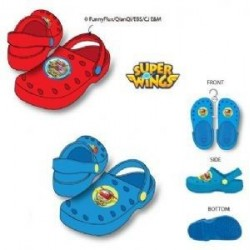 ZUECOS CROCS SUPER WINGS