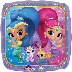 GLOBO SHIMMER AND SHINE 43 CM HELIO O AIRE