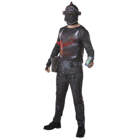 Disfraz Black Knight Fornite talla 11 12 anos